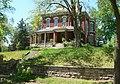 Howe house (Atchison KS) from ENE 2 long.JPG