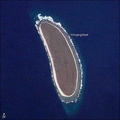 Howland island nasa