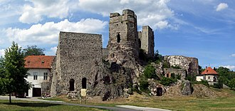 Levice - Levice Castle