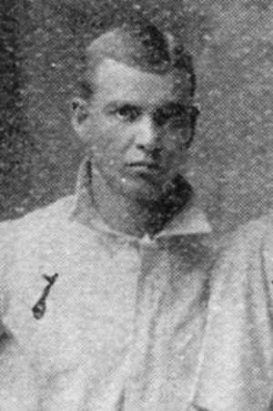 Hugh Hill (baseball) - Hill with the Nashville Baseball Club in 1902