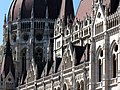 Hungarian Parliament, detail, 2013 Budapest (387) (13227769714).jpg