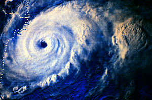 1977 Atlantic hurricane season - Image: Hurricane Anita