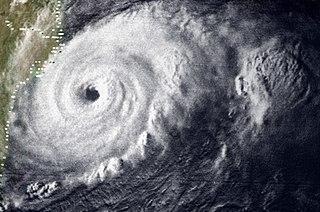 Hurricane Anita Category 5 Atlantic and Pacific hurricane in 1977