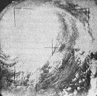 Hurricane Carla - Image: Hurricane Carla Satellite