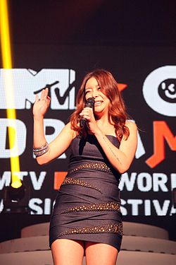 Hwayobi in Cyworld Dream Music Festival.jpg