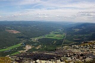 Hemsedal Municipality in Viken, Norway
