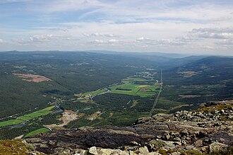 Hemsedal - Image: Hydnefossen 3