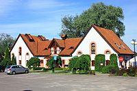 Iława Stary Spiclerz, obecnie hotel i restauracja, zdjęcia industrialne.JPG