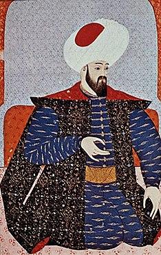 Osman I Ottoman sultan