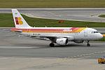 Iberia, EC-HGR, Airbus A319-111 (22629065477).jpg