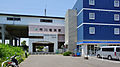 Ichikawa-Shiohama Station south side 20140702.jpg