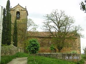 Arancón - Asunción church