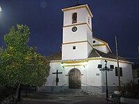Iglesia parroquial de Nuestra Señora del Rosario de Chimeneas.jpg