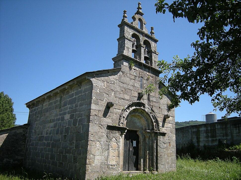 Igrexa de San Salvador de Vileiriz, O Páramo