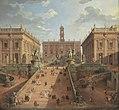 Il Campidoglio, Roma 1750.jpg