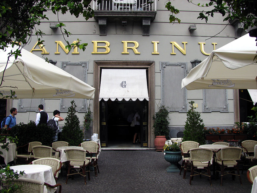 Il gambrinus A