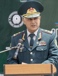 Ilham Mehdiyev Azerbaijani military officer
