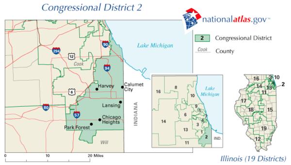 Illinois's 18th congressional district