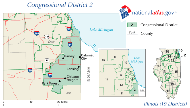 Illinois' 2nd congressional district