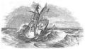 Illustrirte Zeitung (1843) 13 193 1 Das Wrack des Pegasus.png