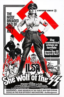 Ilsa, She Wolf of the SS - Wikipedia