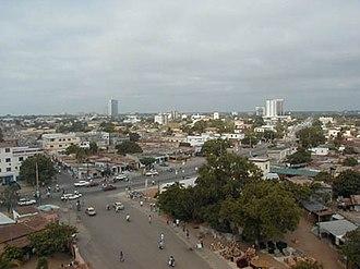 Lomé - A view of Lomé