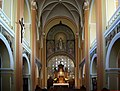 Immaculate Heart of Mary Church (interior), 2-6 Smolensk street, Krakow, Poland.jpg