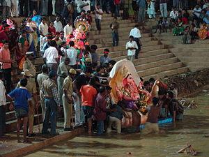 Anant Chaturdashi - Immersion of Ganesh