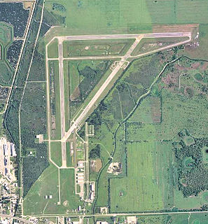 Immokalee Regional Airport airport in Florida, United States of America