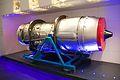 Imperial War Museum North - Rolls Royce Olympus 101 jet engine 1.jpg
