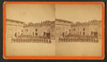 Indian prisoners at Fort Marion, from Robert N. Dennis collection of stereoscopic views.png