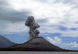 喀拉喀托火山