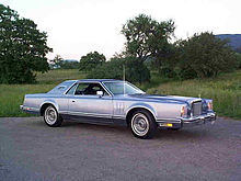 1979 lincoln continental mark v givenchy