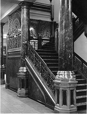 John Henry Devereux - post office lobby