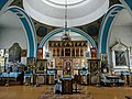 Interior Pokrov Church in Krasnae, Belarus.jpg