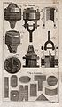Inventions; various types of pistons and plasters. Engraving Wellcome V0024461ER.jpg