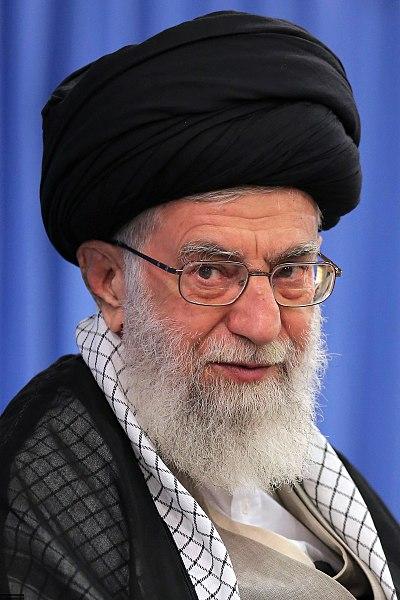 File:Iran Supreme Leader Ali Khamenei meets Modafean Haram families 05.jpg