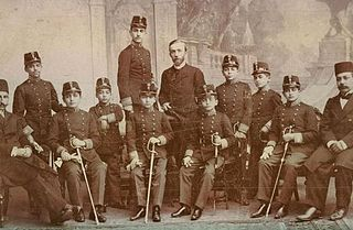 Austro-Hungarian military mission in Persia