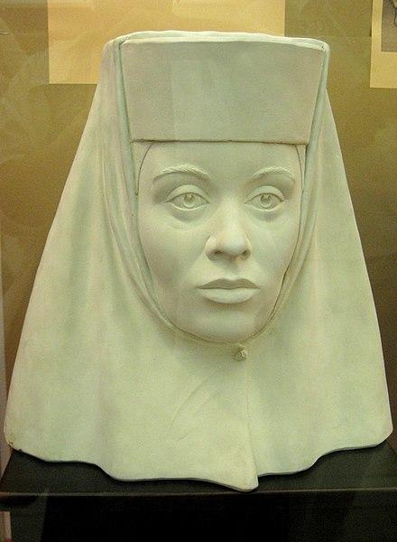 Ирина годунова в новодевичьем монастыре