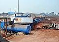 Iron ore washing plant and Aquacycle thickener (6325637406).jpg