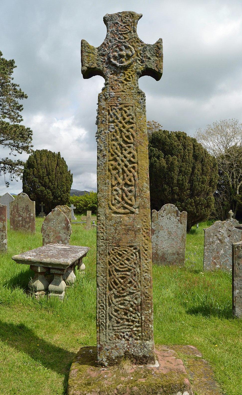 Irton Cross, Irton, Cumbria