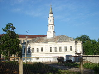 Tatar mosque - Image: Iske Tash 2006