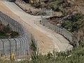 Israel border in Majdal Shams, Golan Heights, 2017 12.jpg