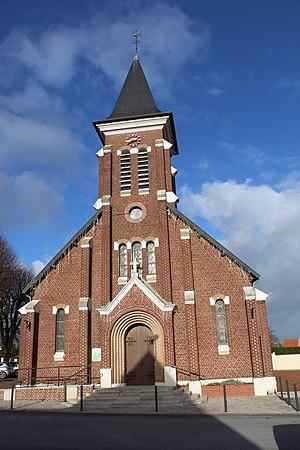 Église Saint-Éloi d'Itancourt
