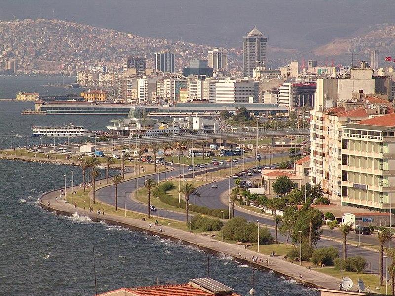Dosya:Izmir coast.jpg