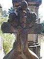 János Gothard †1821 grave, cross, 2020 Zalaegerszeg.jpg