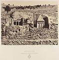 Jérusalem. Tombeaux de St Jacques et de Zacharie MET DP345530.jpg
