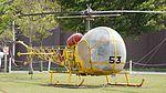 JMSDF Kawasaki Bell 47G-2A(8753) right front view at Kanoya Naval Air Base Museum April 29, 2017.jpg
