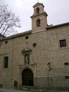 Ja?n - Convento de Santa Teresa.jpg