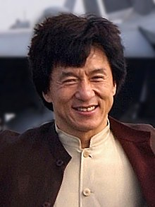 O actor, director, guionista, productor, cantaire y compositor chinés Jackie Chan, en una imachen de 2002.